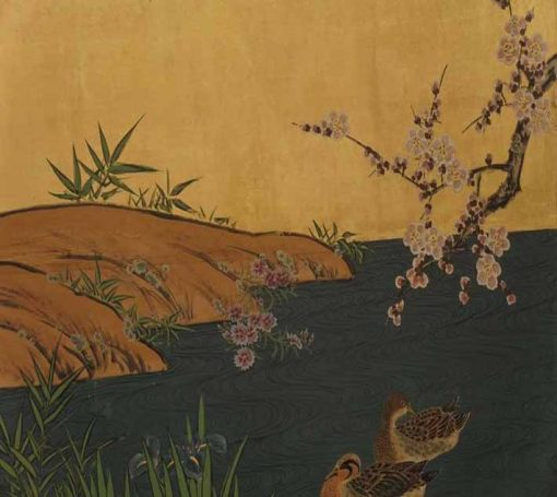 Japanese duck screen2