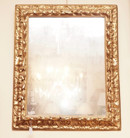 Florentin style mirror1