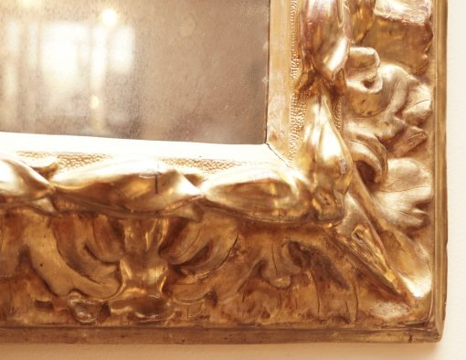 Florentin style mirror bottom