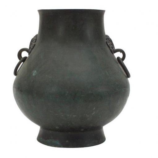 chinese bronze vase