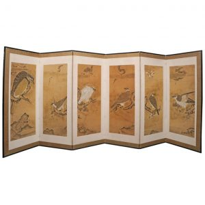 japanese hawks screen