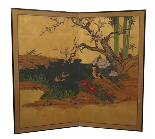 Japanese duck screen