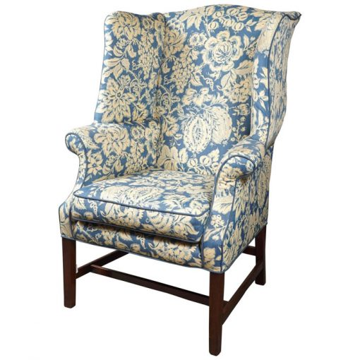 George III Wingback Chair