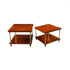 yew side tables