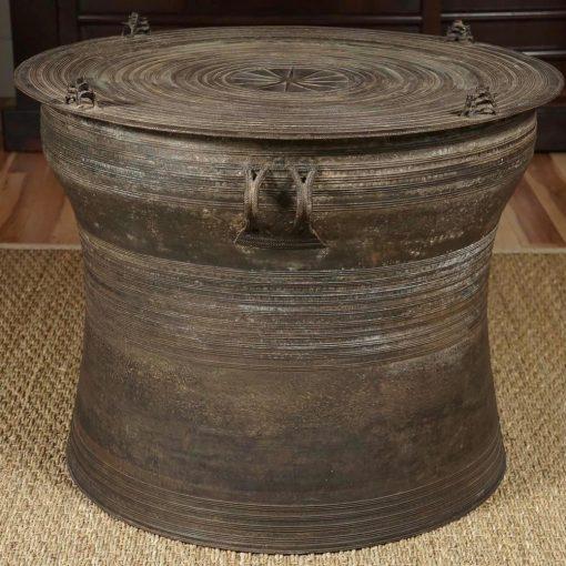 Burmese rain drum5