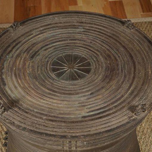 Burmese rain drum6