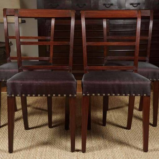 Dining chair group
