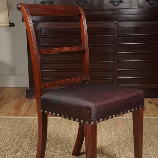 Dining chair profile