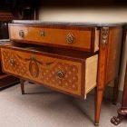 Fruit wood chest 2
