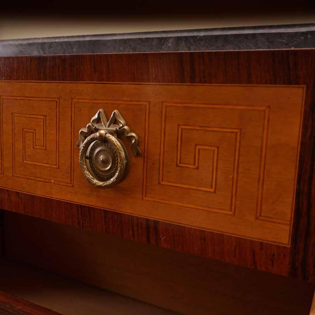 Fruit wood chest 3