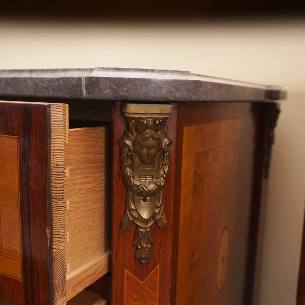 Fruit wood chest 4
