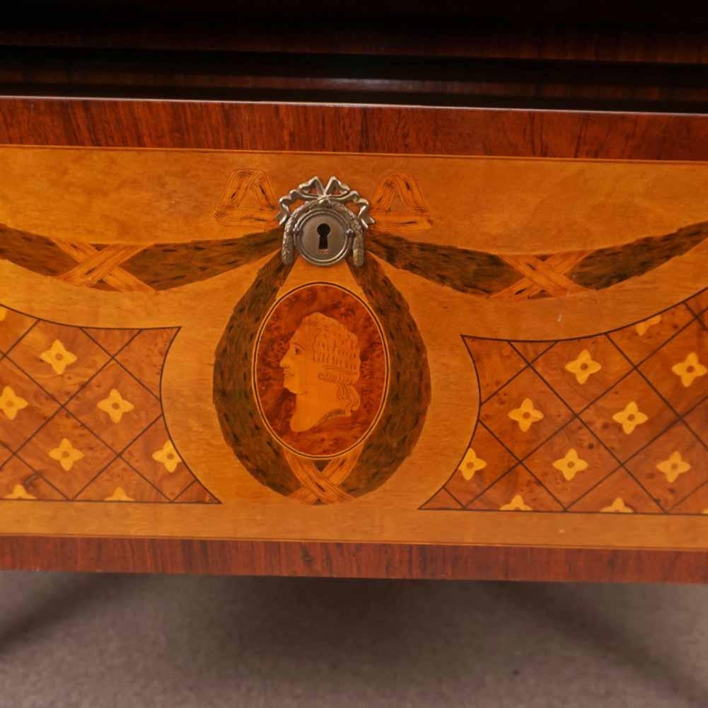 Fruit wood chest 5