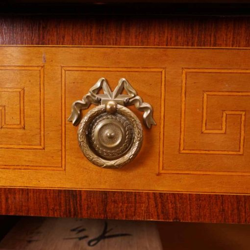 Fruit wood chest 6