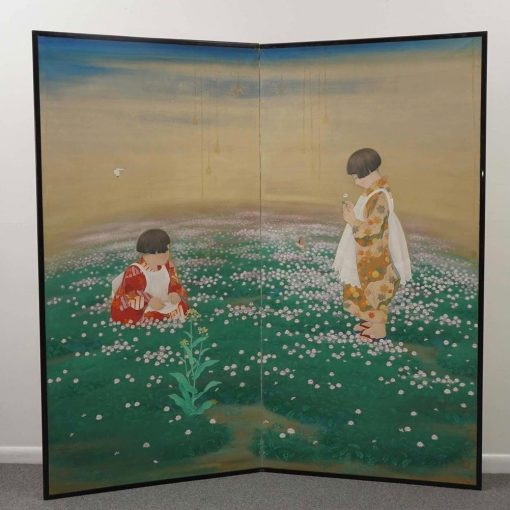 Japanese screen 1