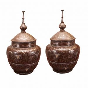 south east asian urns