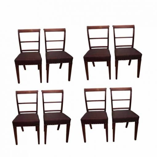 eight chairs