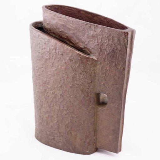 bronze vase artist