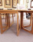 Gate leg table6