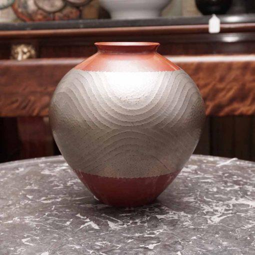 Copperware vase1