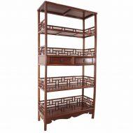 Chinese display shelf
