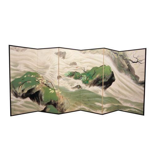 Taisho river screen