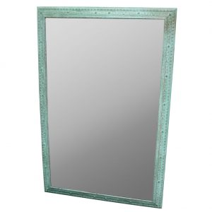 bronze mirror frame