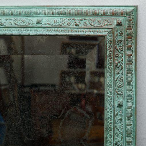 bronze mirror frame3