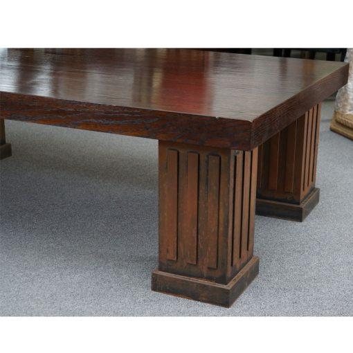 oak coffee table2