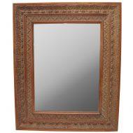 gothic style mirror