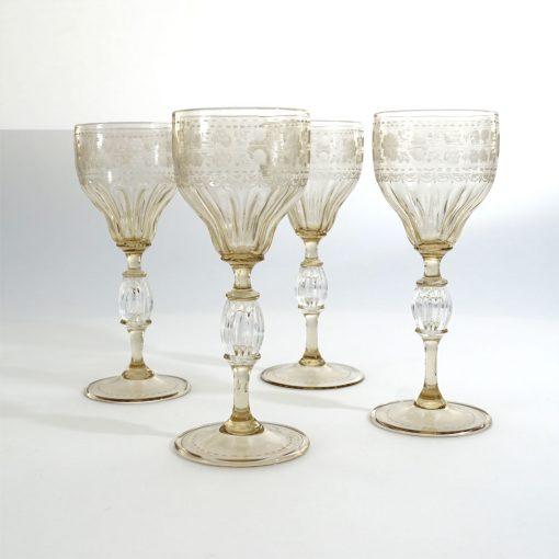 venetian glass set1