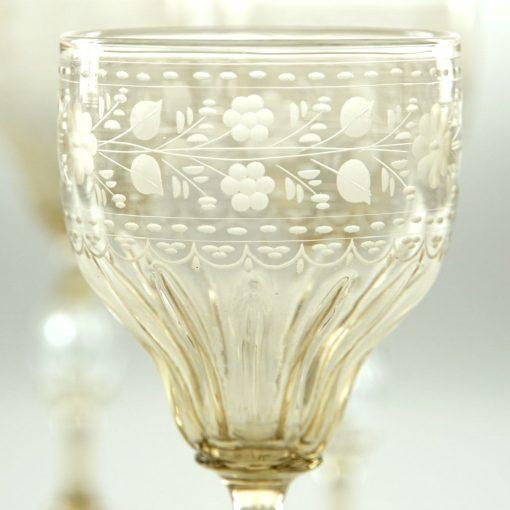 venetian glass set2