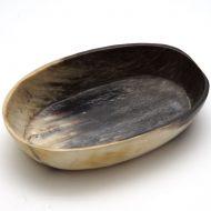 vintage horn dish