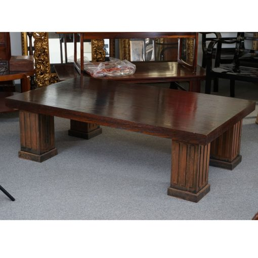 oak coffee table1