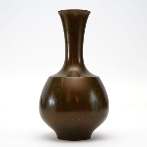 bronze Japan vase1