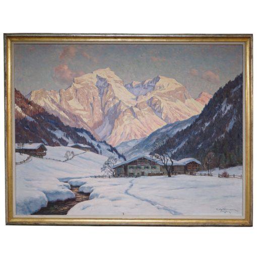 E.Ketterman painting