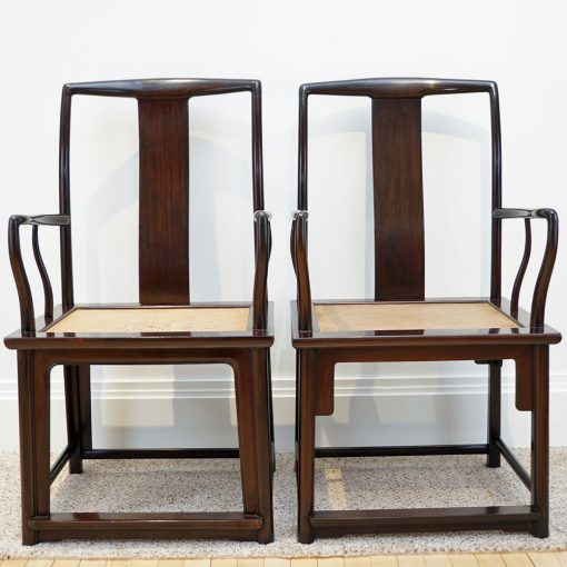 Chinese hardwood chairs7