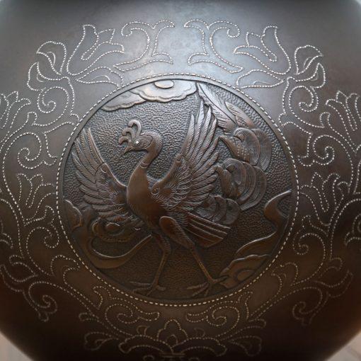 an inlaid bronze vase3