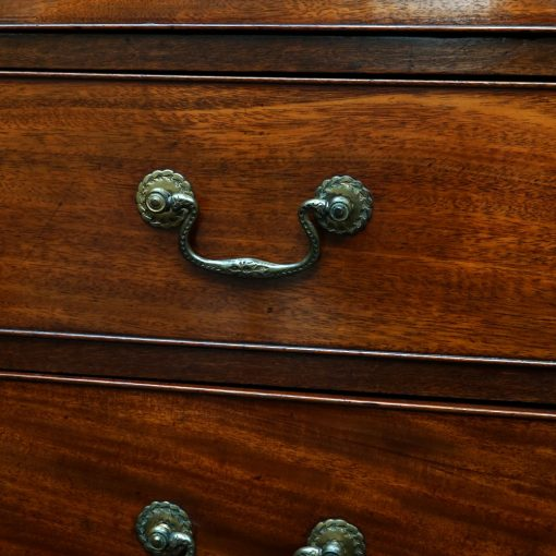 George III chest hardware