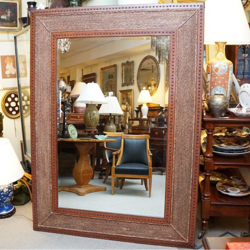 leather frame mirror5