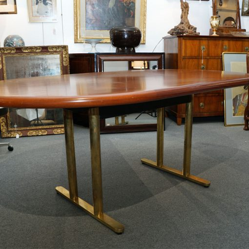 vintage dining table2