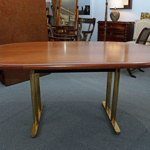 vintage dining table3