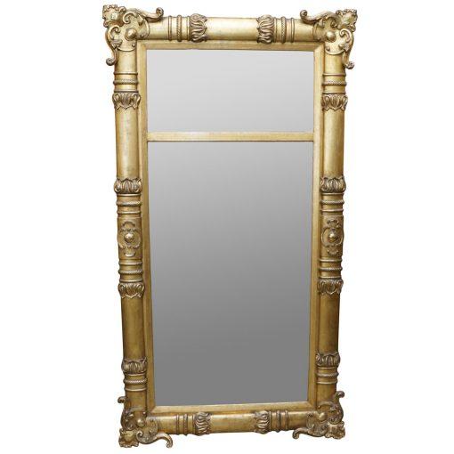 Isaac Platt mirror