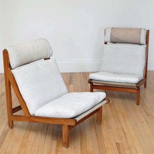 teak lounge chairs2
