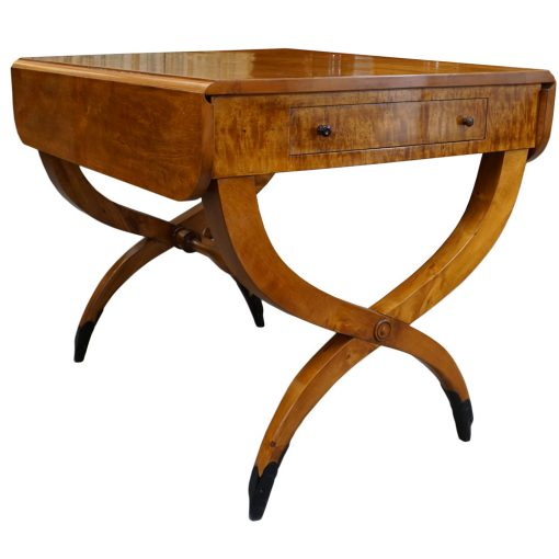 Swedish drop leaf table