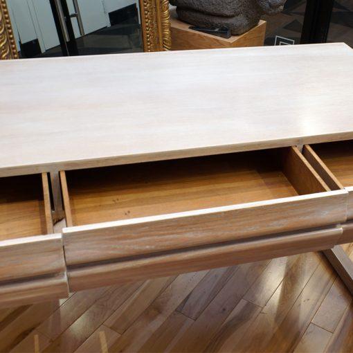 bleached oak desk 3