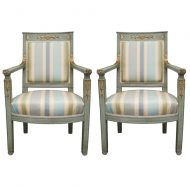 french empire chairs
