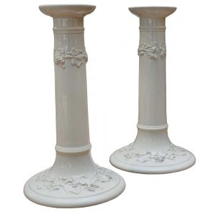 wedgwood candle holders