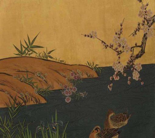 Japanese duck screen2