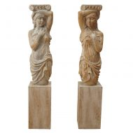 carved stands