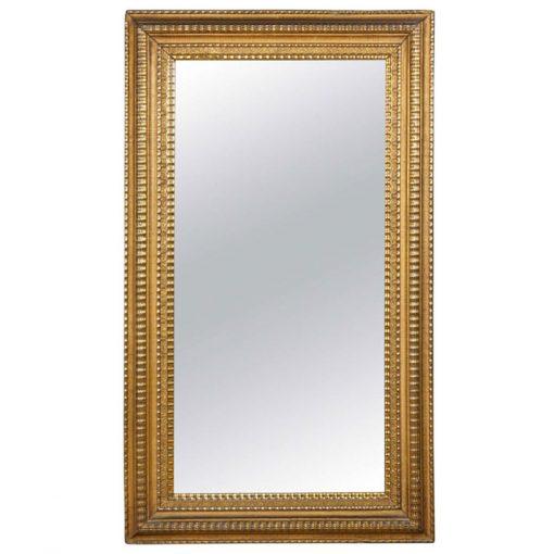 american ripple frame mirror